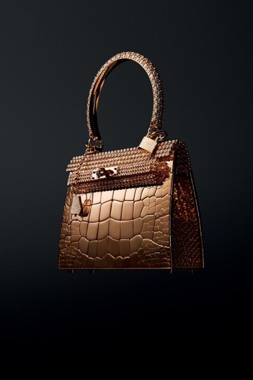 b0e4acfb4b4 Hermès  miniaturas de bolsas em joias. A Hermès anunciou o lançamento de sua  mais nova coleção ...
