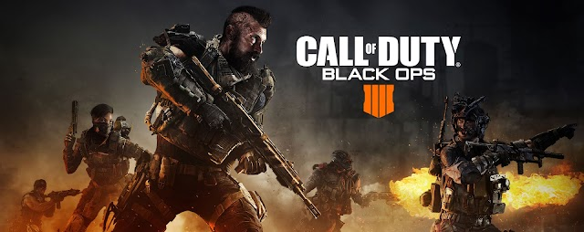 Trailer de lanzamiento de Call of Duty: Black Ops 4