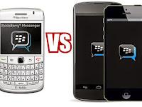 Kelebihan Dan Kekurangan BBM Versi Android dan iOS