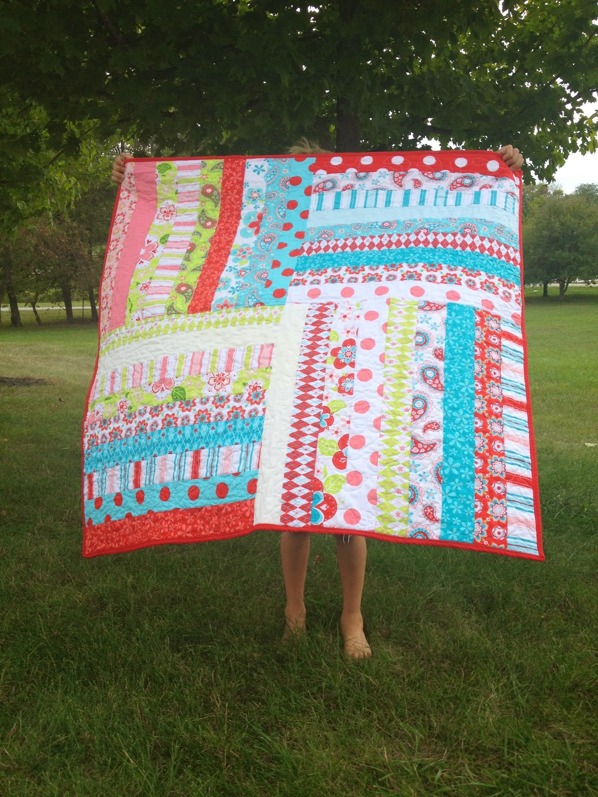 Sew Its Finished: 100 Quilts For Kids Finish