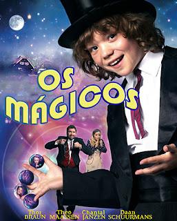 Os Mágicos - DVDRip Dublado