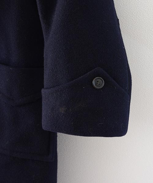 キッズ ヴィンテージ ジャパン 30~40年代 ウール コート FUNS 子供服 ダブルプレスト