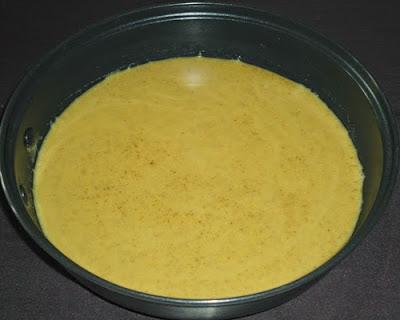 paste coconut milk mixture