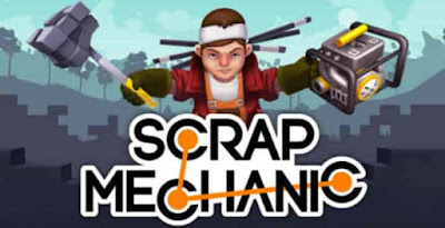 Scrap Mechanic Game Free Download