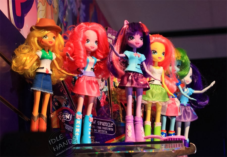 Finally, show accurate Equestria Girl dolls!