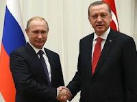Akhirnya Turki Minta Maaf Telah Tembak Jatuh Jet Tempur Rusia Tahun Lalu