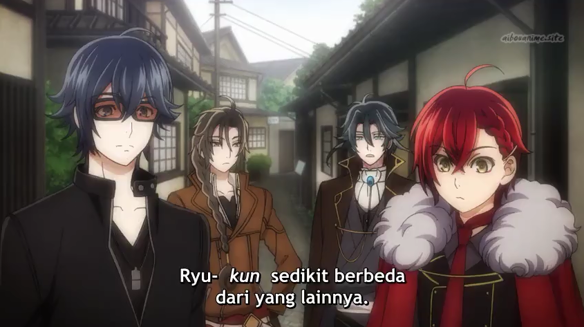 Bungou to Alchemist: Shinpan no Haguruma Episode 10 Subtitle Indonesia