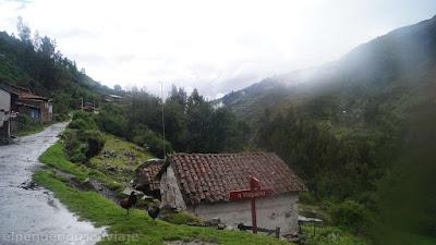 Pablado, Huaripampa, camino, Vaqueria, bus, minivan, translado