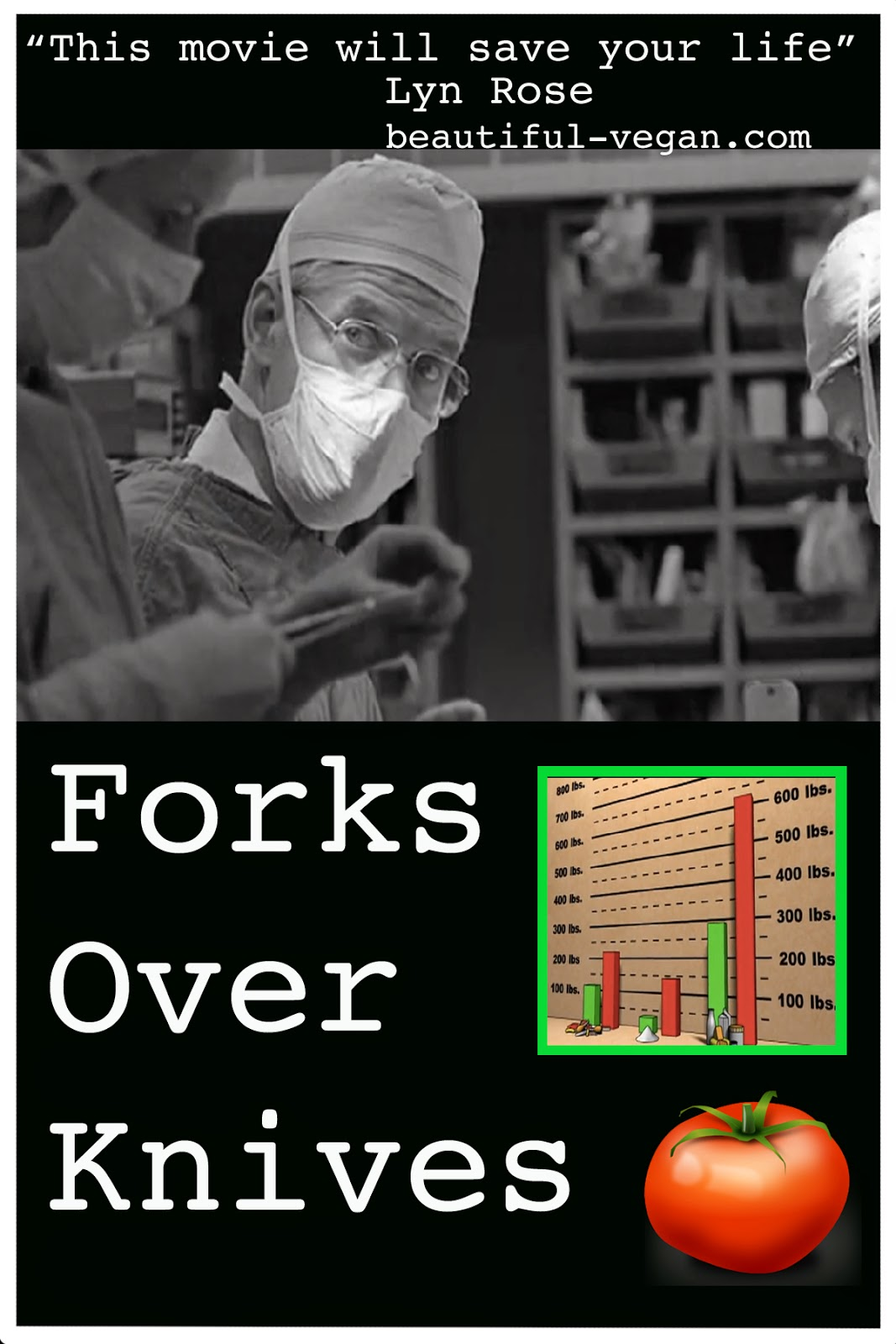 forks over knives documentary What to eat on the forks over knives diet, a plan that doesn't believe in counting  calories instead, you eat delicious, healthy whole plant-based.
