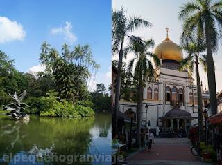 Singapur, entadas gratis, recorridos, bajo presupuesto,