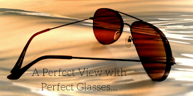 A perfect view with perfect glasses