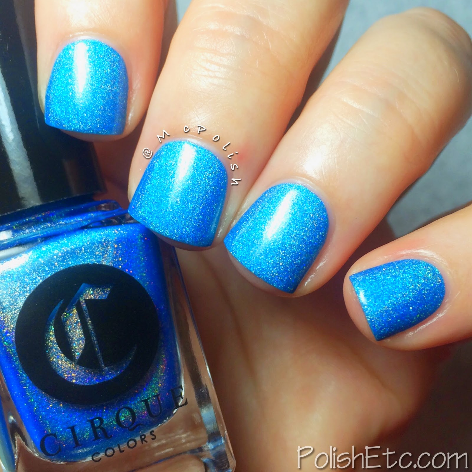 Cirque Colors - Magic Hour Collection Holos - McPolish - Twilight