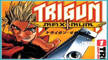 Trigun Maximum 95/95 Manga Sevidor: Mega