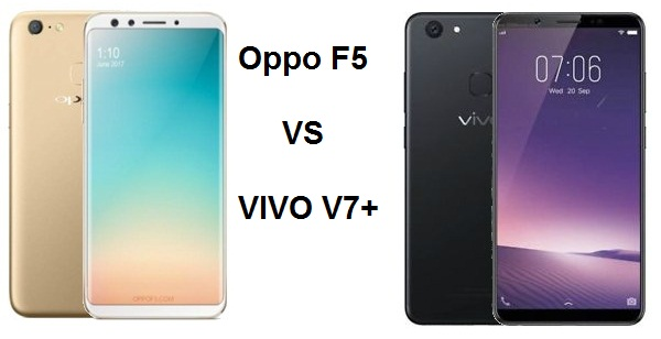 Oppo F5, Vivo V7+'s Rival: How Does It Stack Up?