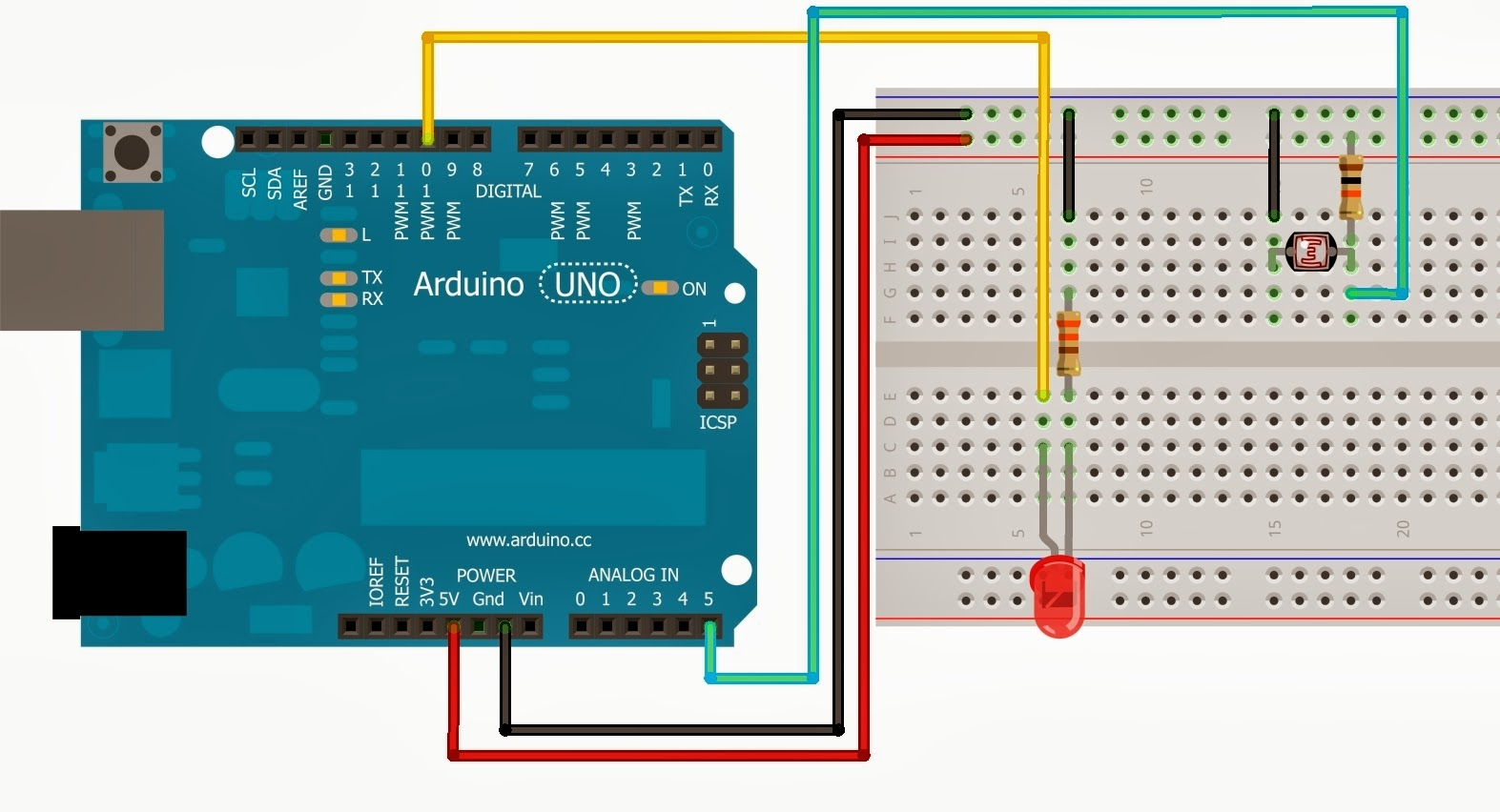 Arduino map Float to int