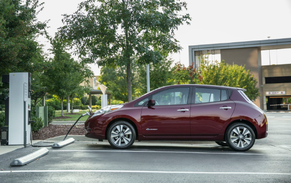 2016 Nissan Leaf 30kWh Review