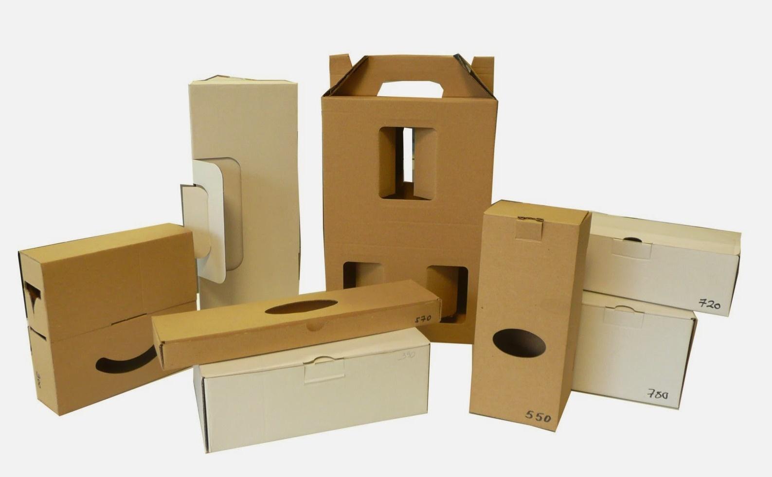 Existen diferentes modelos de caja, elige la que mejor se adapte a tu necesidad.