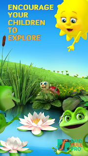 SunnyFunnies Hide and Seek learning made fun APK