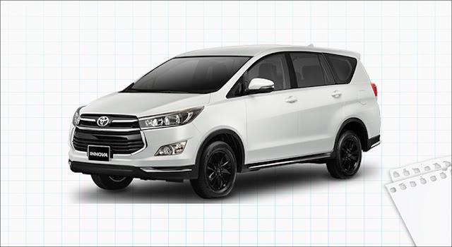 Giá xe Toyota Innova Venturer 2019
