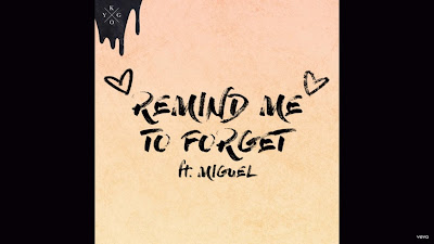 Kygo - Remind Me to Forget ft. Miguel (#Official #Audio #Video)