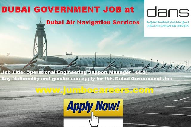 Dubai government Manager jobs for non UAE Nationals. Dubai government jobs for expats. Dubai government jobs for non UAE nationals 2018.