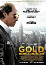Gold, la gran estafa (2016)