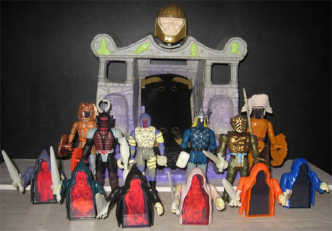 Bootleg toys and custom action figures: - Masato Toys Forums