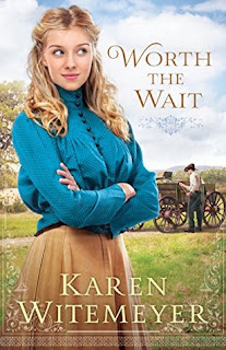 Heidi Reads... Worth the Wait by Karen Witemeyer