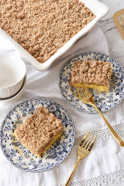 Starbucks Coffee Cake Recipe