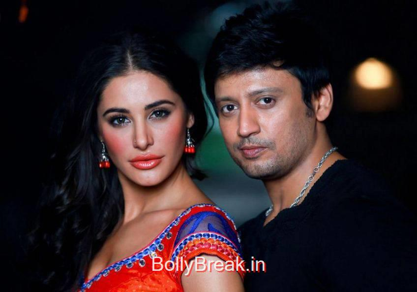 Prashanth-Saahasam Film Latest Stills, Actress Amanda Nargis Fakhri Hot Pics In Saahasam Movie
