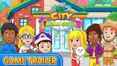 My City : Animal Shelter (PAID) APK for Android