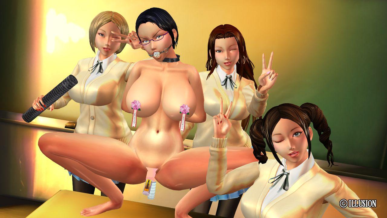 Hình ảnh 49780577_p0 in Truyện Hentai 3D Địt Một Shot