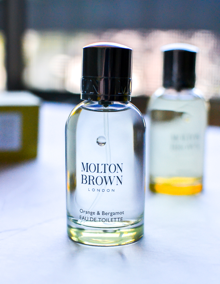 Perfume Review - Molton Brown Fragrances - Orange Bergamot Eau de Toilette