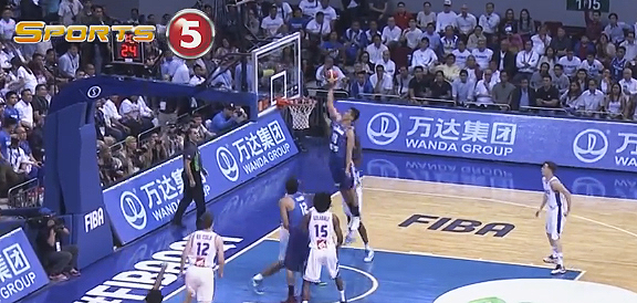 Top 5 Gilas Plays of Troy Rosario (VIDEO)