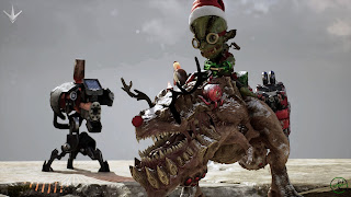 Jingle Bombs Iggy Scorch skin