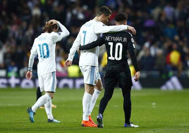 "Neymar – Lewandowski bắt đầu ""ra đòn"": Quyết nhập hội Real - Ronaldo 1"
