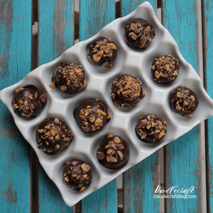http://www.doodlecraftblog.com/2016/11/toffee-bits-cookie-dough-truffles.html