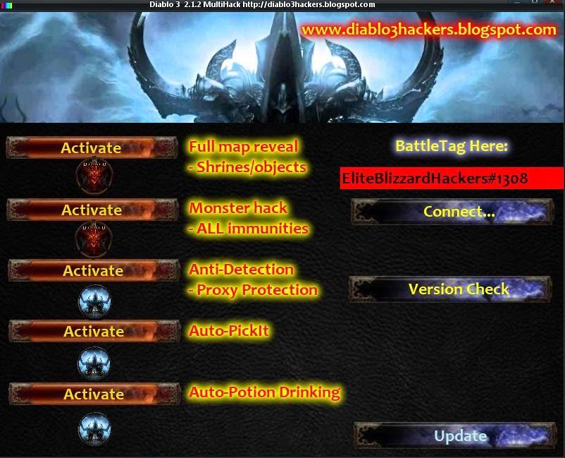 Diablo 2 hardcore hack
