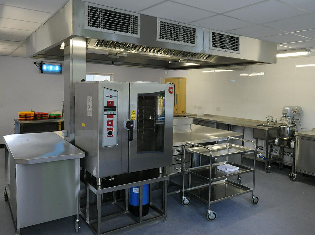 Monarch Catering Equipment: St James Sankey Valley School ...