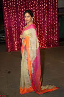 Anu Emanuel Looks Super Cute in Saree ~  Exclusive Pics 006.JPG