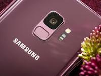 Pembaruan Samsung Galaxy S9 + Android 9 Pie