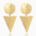 Shop: Gold Earring