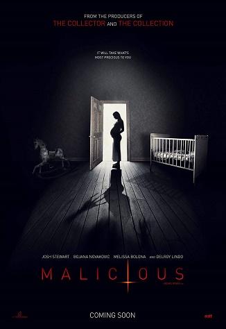 Bào Thai Ma Quỷ - Malicious - 2018