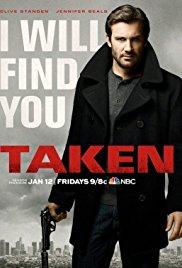 Taken Temporada 2 audio español