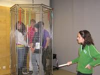 Resultado de imagen de jaula faraday