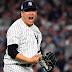 MLB: Masahiro Tanaka ingresa a la lista de lesionados con tirones leves en ambas piernas