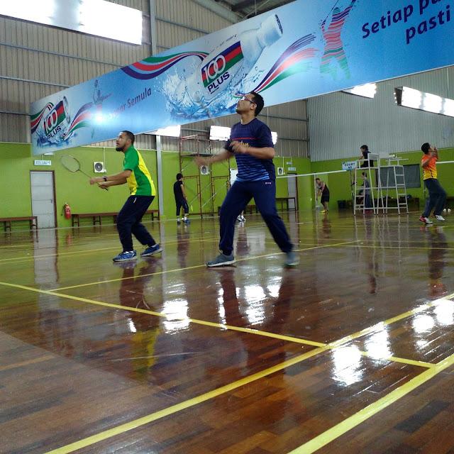 Lokasi-Pusat-Badminton-Semambu