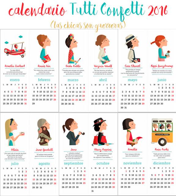 descargar calendario tutticonfetti 2016