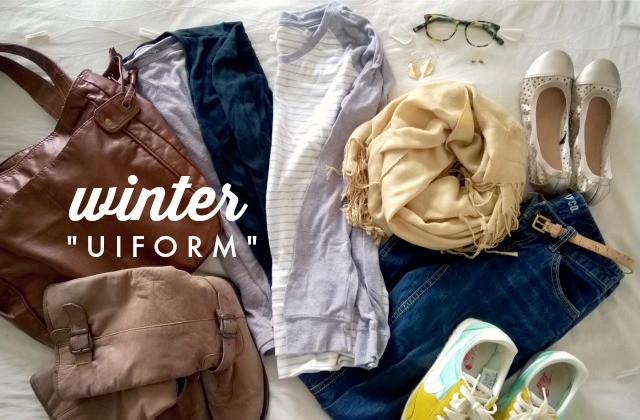 Simple Fashion | Winter Uniform
