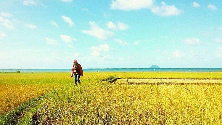 Pantai Kuning Desa Sanjai Kecamatan Sinjai Timur Kabupaten Sinjai